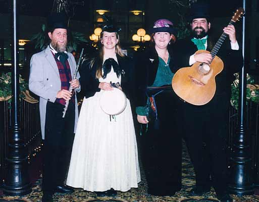 The Merry Minstrels